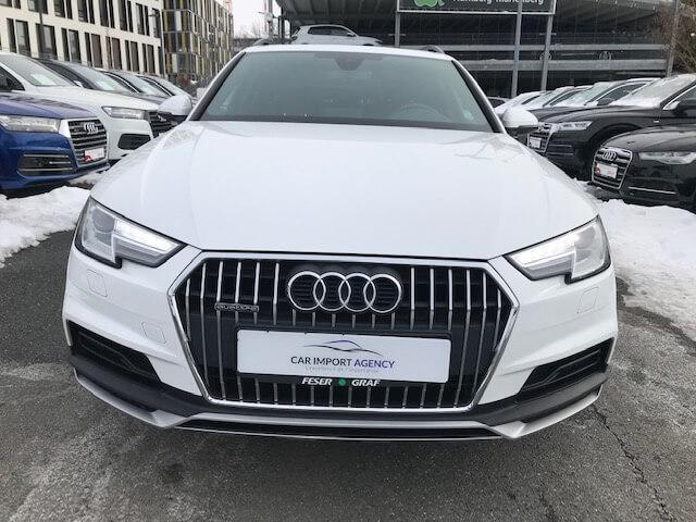 Audi A4 Allroad mandataire auto