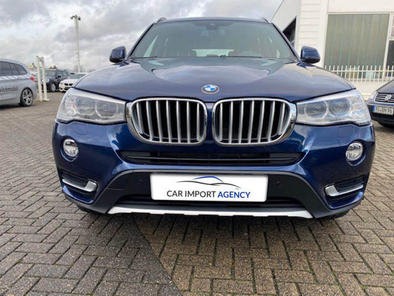 BMW - Car Import Agency