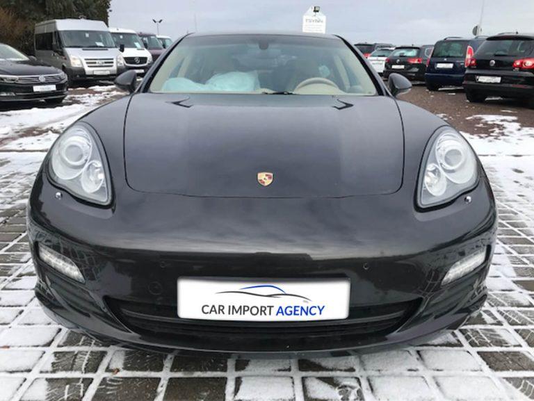 Porsche - Car Import Agency