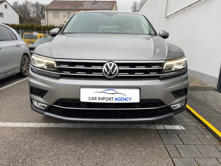 Volkswagen - Importation allemagne