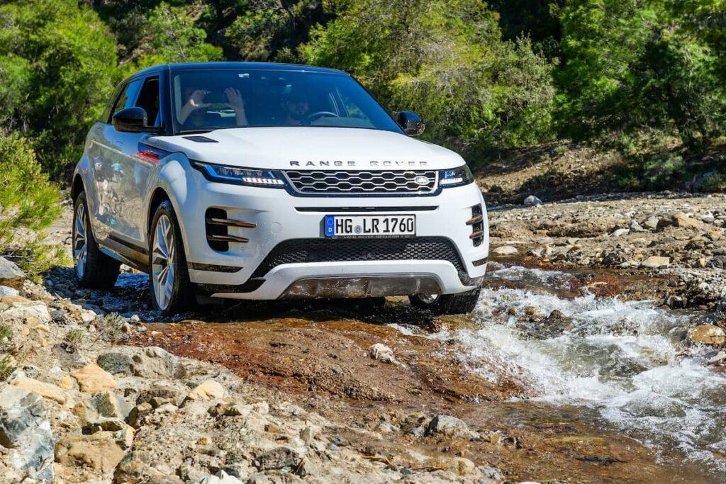 Achat Range Rover Evoque Allemagne